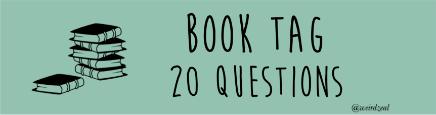 20 Questions Book Tag