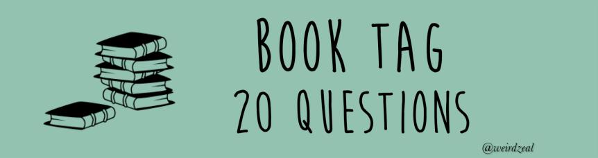 20 Questions BookTag
