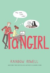 Image result for fangirl book cover