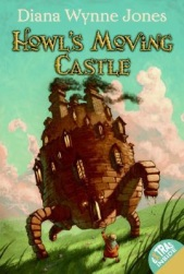 Image result for howl's moving castle book cover