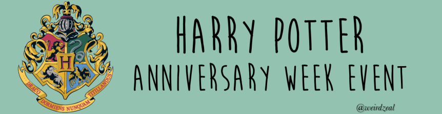 Harry Potter Anniversary Week Event!