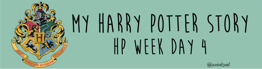 September 1, 2017 | HP Week Day 4