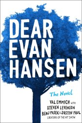 Image result for dear evan hansen novel