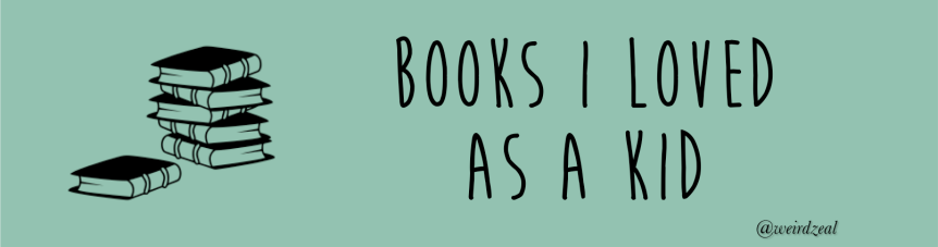 Books I loved as akid
