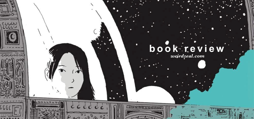 Review: On a Sunbeam by Tillie Walden | all the found-familyfeels