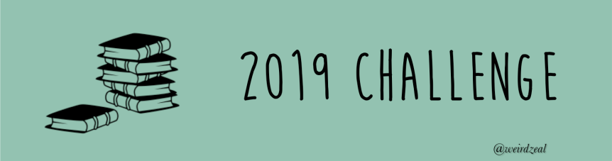 "2019 Challenge: reading the ""bottoms"" of my Goodreads TBR"