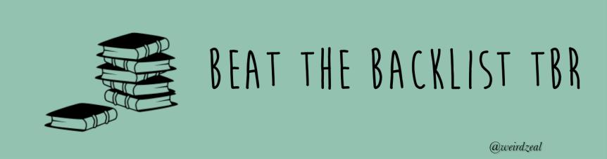 Beat the BacklistTBR!