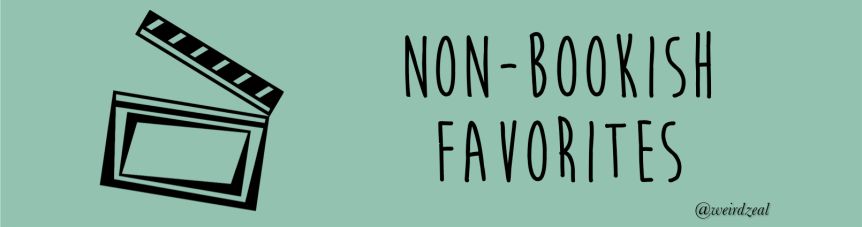 Non-bookish favorites from2018