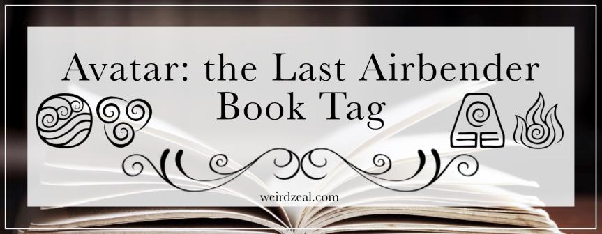 Avatar: the Last Airbender BookTag