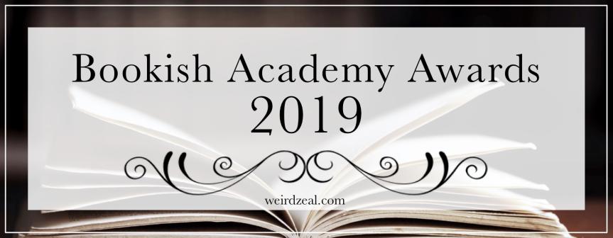 Bookish Academy Awards2019