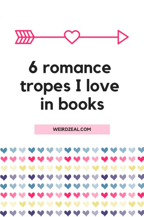 romance tropes pin