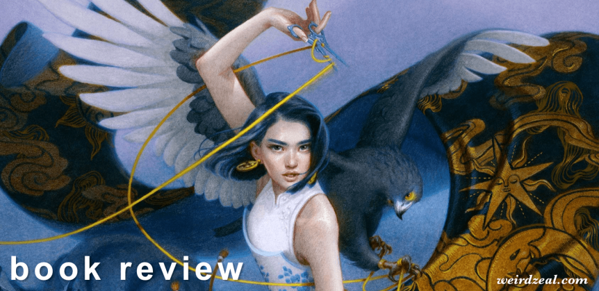 ARC Review: Spin the Dawn by Elizabeth Lim   scissor magicACTIVATED
