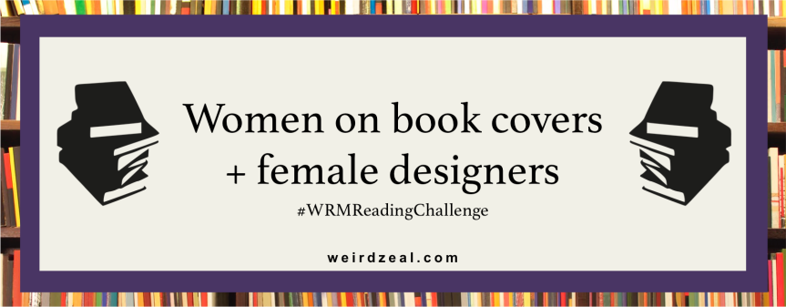 Women on book covers + female designers | #WHMReadingChallenge