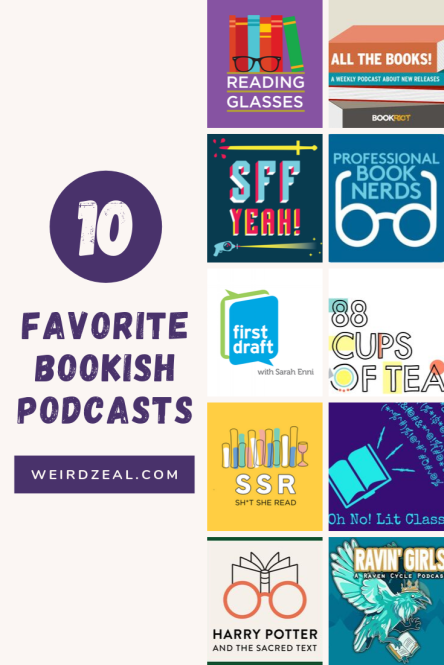 podcasts pin