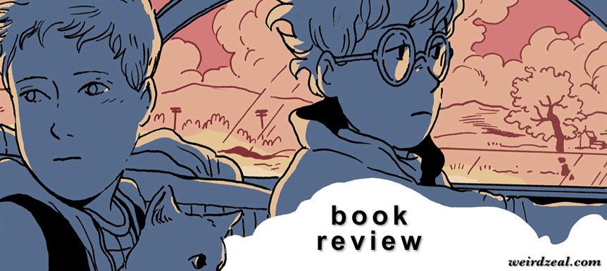Review: Are You Listening? by Tillie Walden | magic is real in West Texas