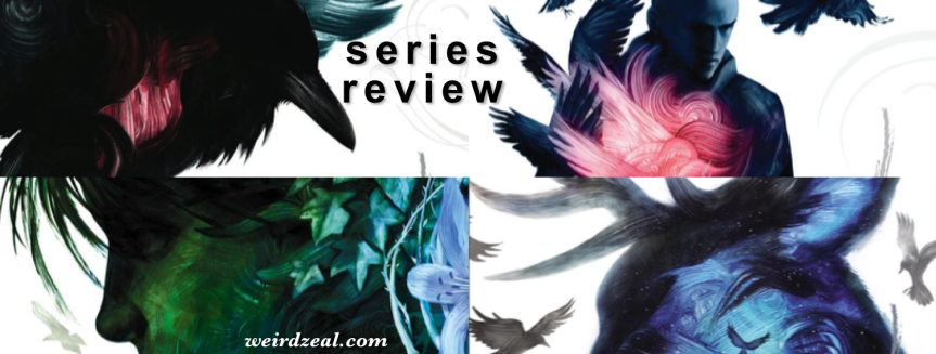 Reading The Raven Cycle for the third time (and crying a lot) –spoilers!