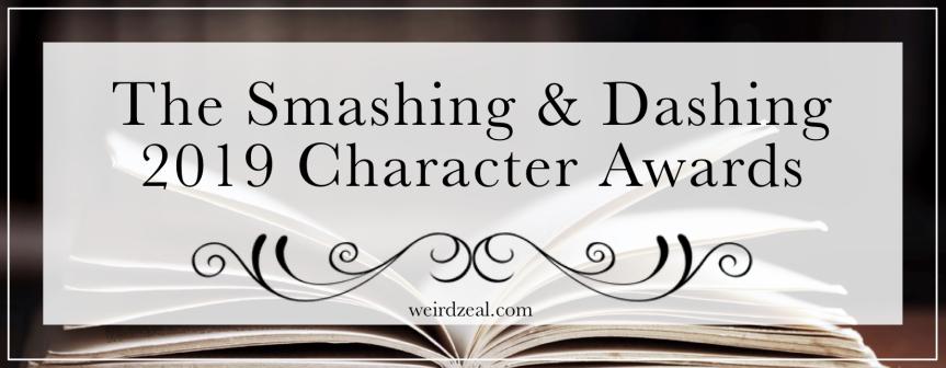 The Smashing & Dashing 2019 CharacterAwards