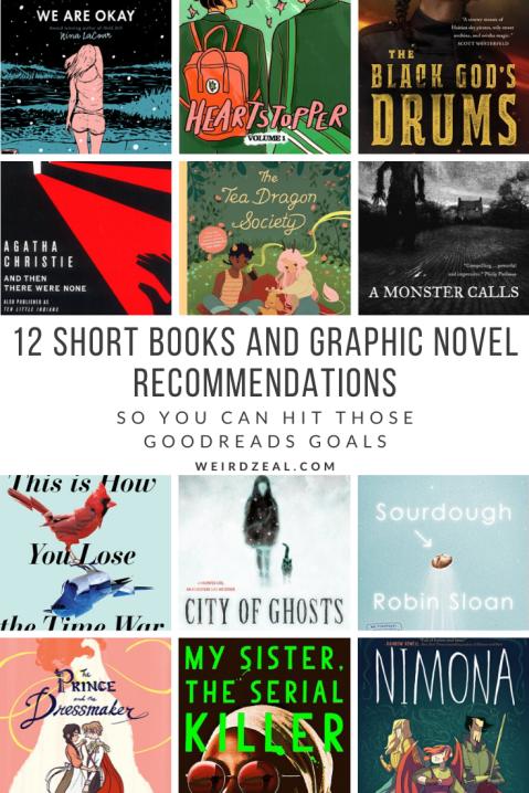 short books pin
