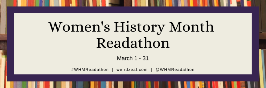 Women's History Month Readathon ANNOUNCEMENT