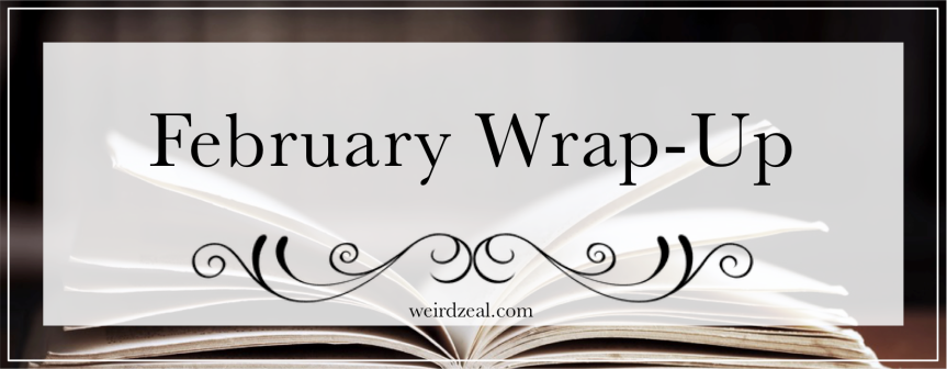February Wrap-Up | two years of blogging down
