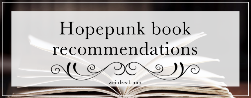 Hopepunk book recommendations