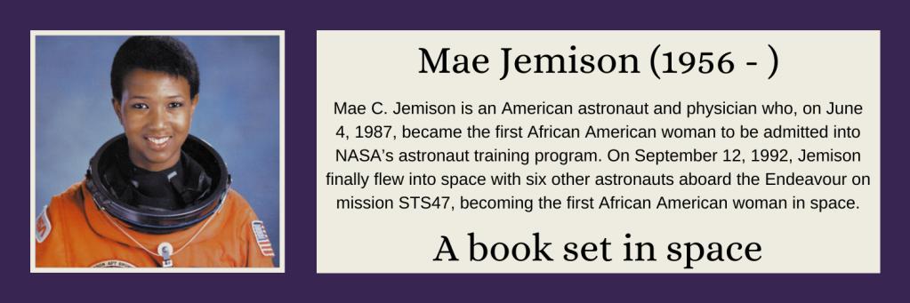 Mae Jemison - A book set in space