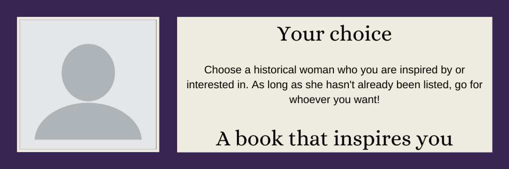Your choice - A book that inspires you